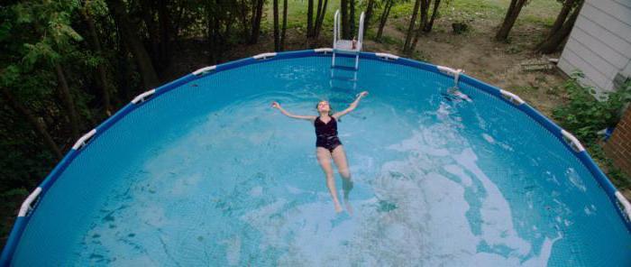 бассейн для загородного дома