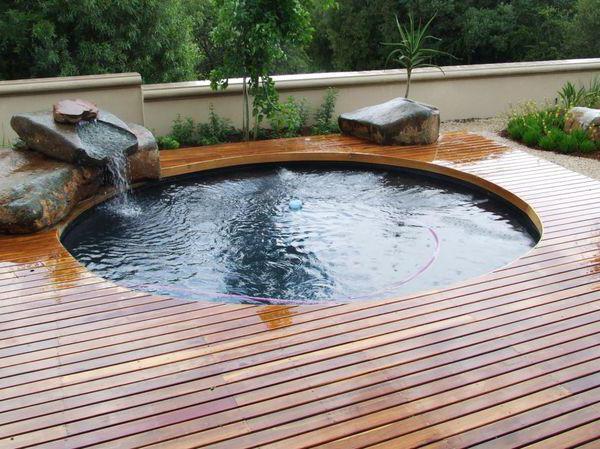 проекты крытых бассейнов для загородного дома