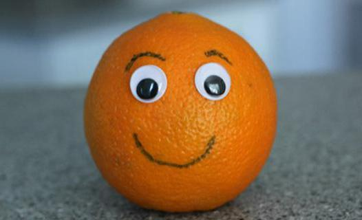 Поделки из своими руками из апельсина