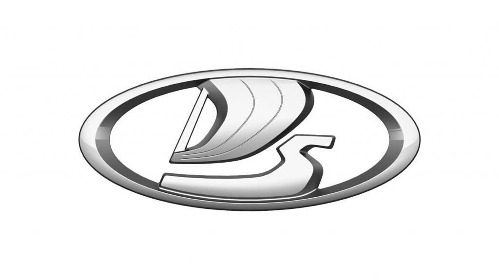 Логотип Lada ВАЗ