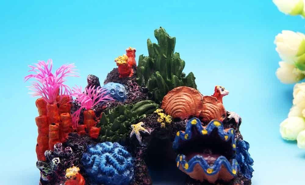 Декори для аквариума