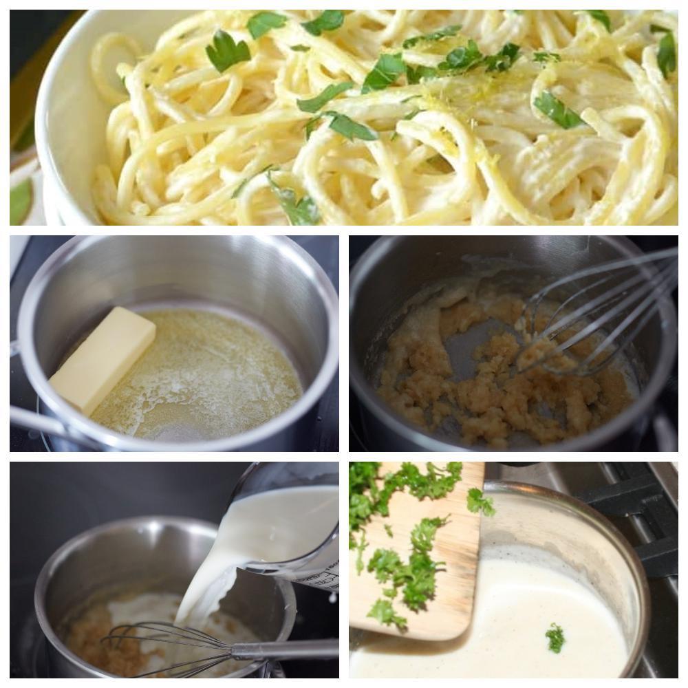 Как сделать соус для спагетти 245