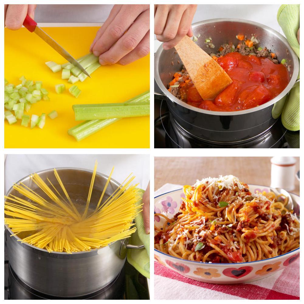 Как сделать соус для спагетти 92