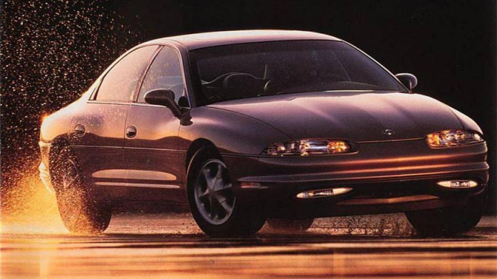 Oldsmobile Aurora 1995