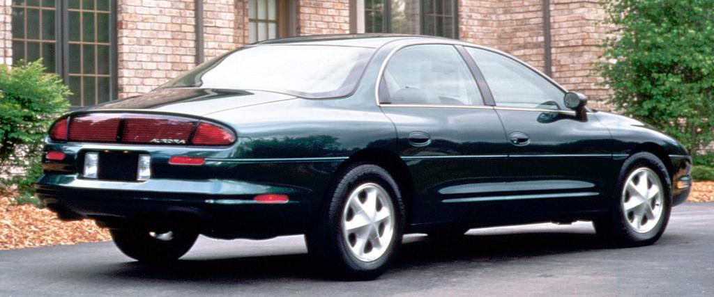 Технические характеристики Oldsmobile Aurora