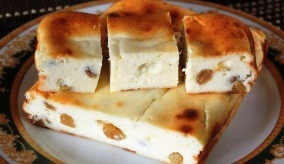 cottage cheese casserole sissy in the oven