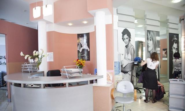 beauty salon Elena in Brest