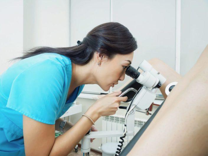 Чистка матки при кровотечении у женщин