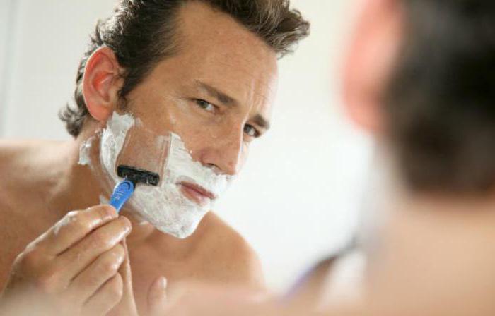 Средства после бритья. Косметика для мужчин