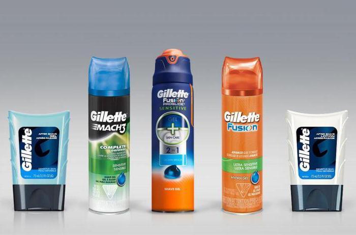 Лосьоны после бритья Gillette - чем они хороши?
