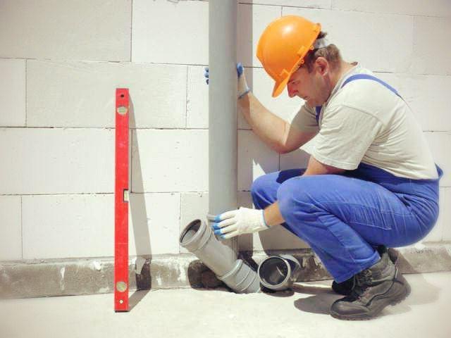 замена стояка канализации в квартире монтаж