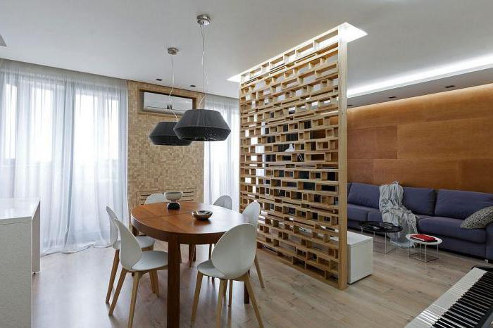 дизайн квартир свободной планировки