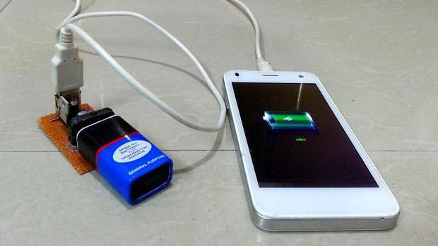 как сделать зарядку для телефона своими руками