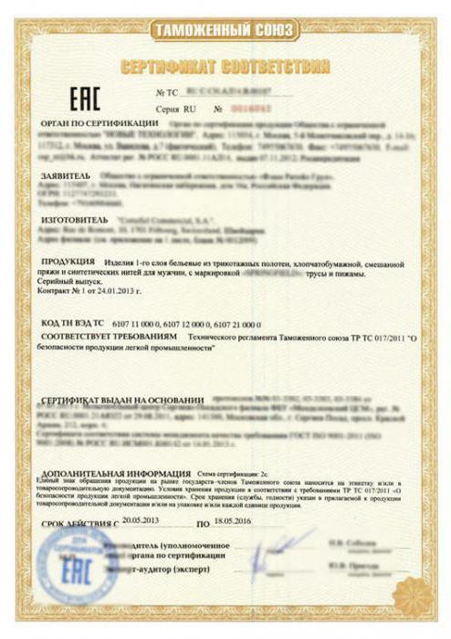 Чем отличается обязательная сертификация от декларирования как проверить подлинность сертификата соответствия гост р