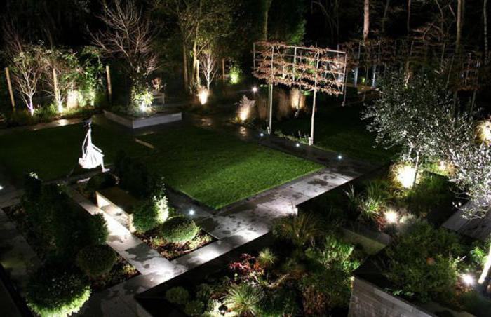 садово парковые светильники на солнечных батареях