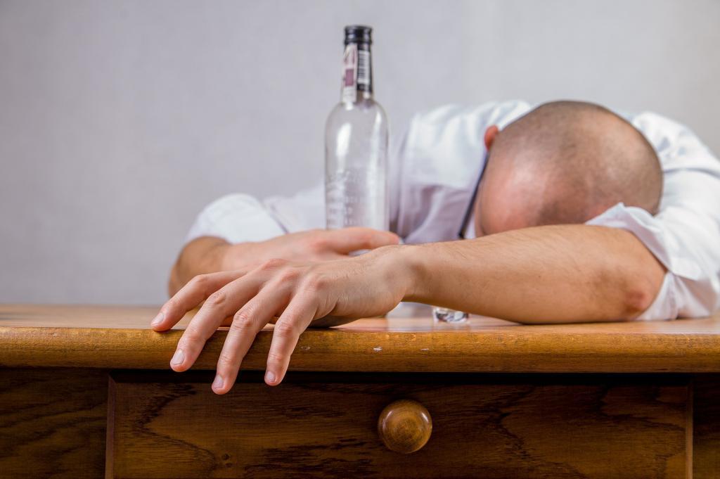 Алкогольная интоксикация на дому