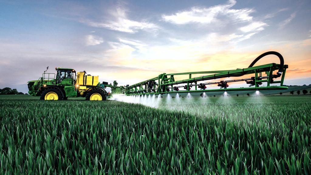 Машины для внесения удобрений и химической защиты растений