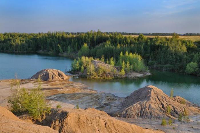 красивые места Тульская область