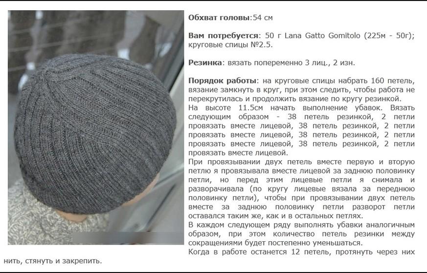 как вязать донышко шапки спицами фото рекомендуется распечатать