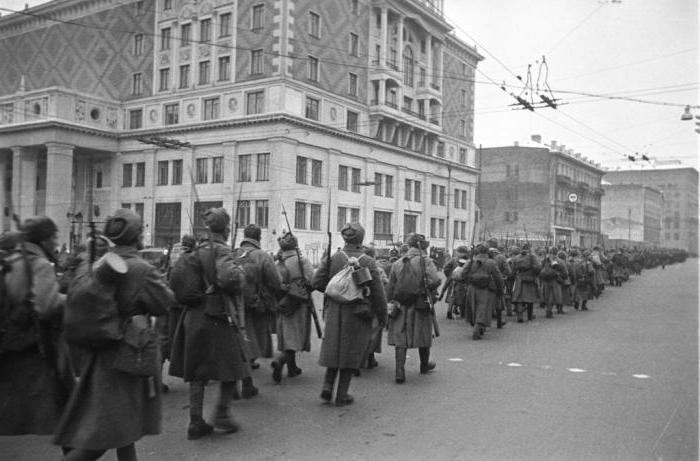 битва за москву 1941 1942