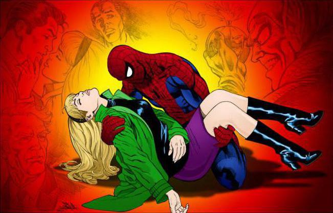 Человек паук трахает девушек