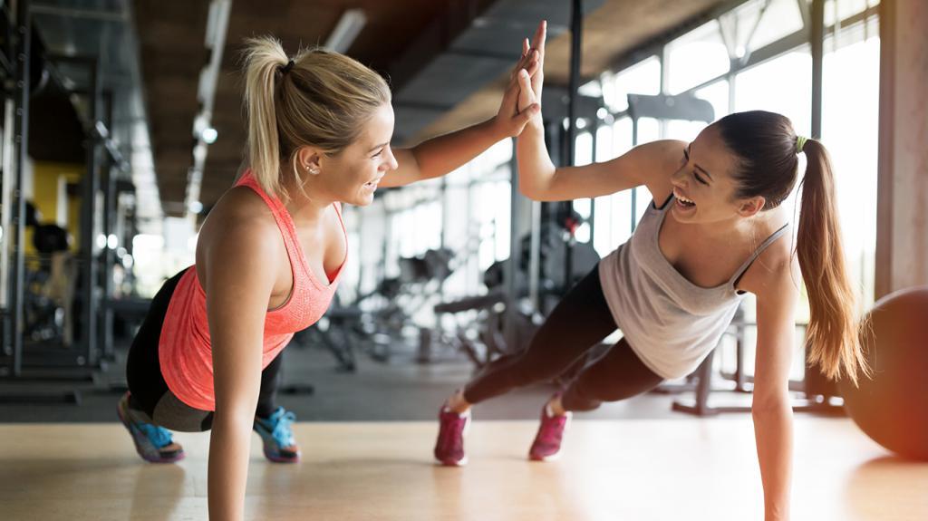 Упражнения для нижнего пресса в домашних условиях
