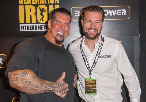 Bodybuilder Rich Piana