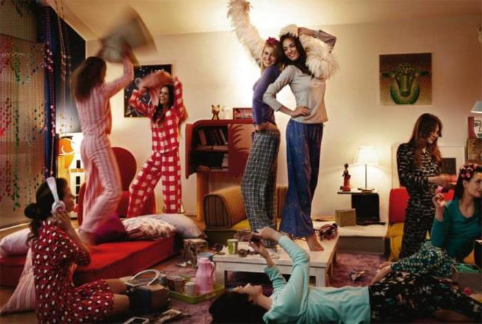 Что делать с подругой на ночевке: интересные идеи