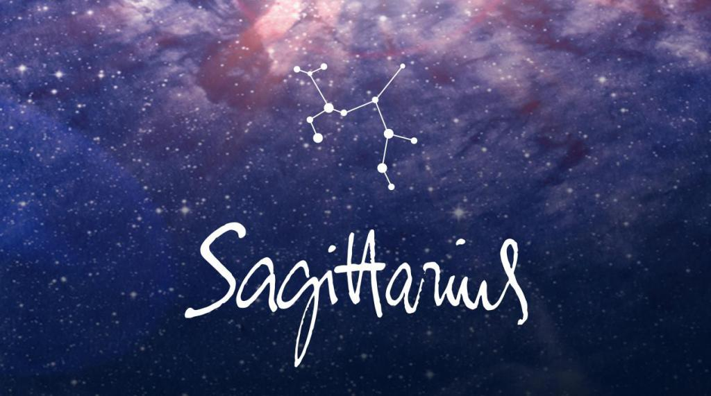 Sagittarius - zodiac sign of december
