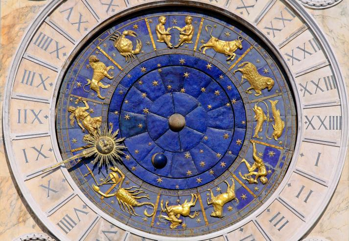 What is the zodiac sign in december?