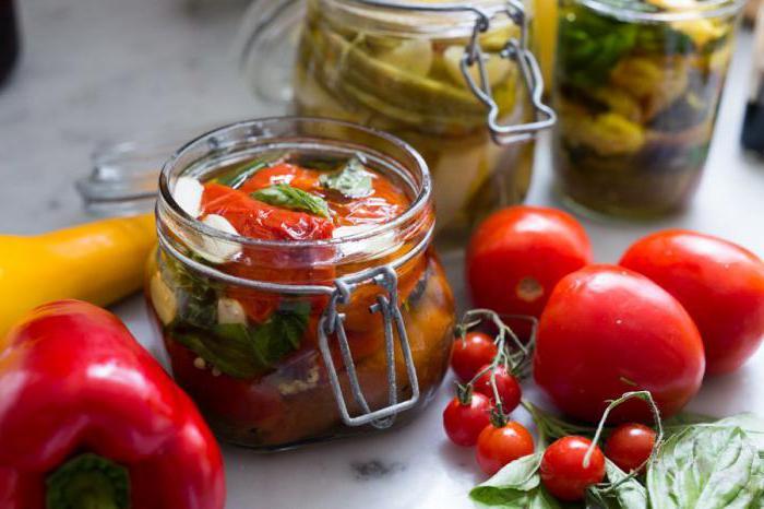 Рецепты из помидоров кусочками