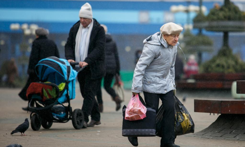 Размеры социальной и трудовой пенсии в Белоруссии