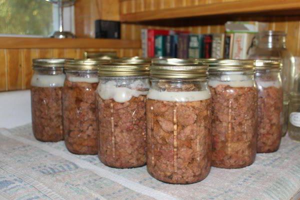 тушенка из свинины в мультиварке рецепты