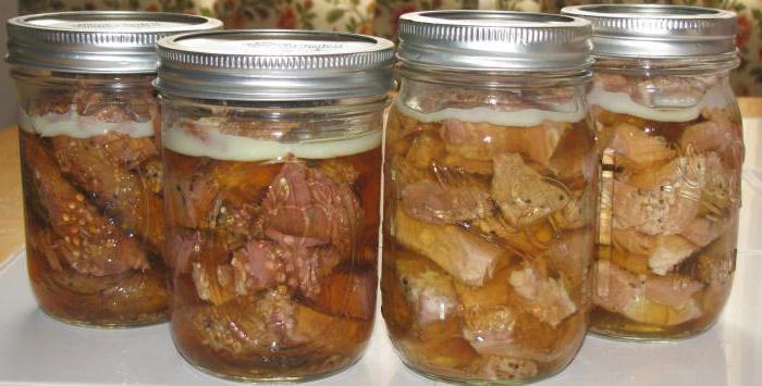 рецепт домашней тушенки из свинины в мультиварке
