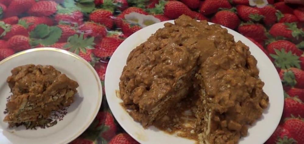 """""""Муравейник"""" без выпечки: рецепт, ингредиенты и особенности приготовления"""