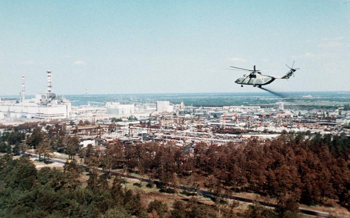 Чернобыль где находится в какой стране
