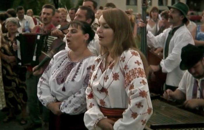 этнические украинцы