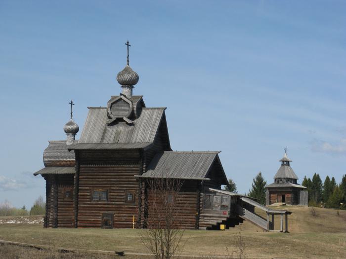 Достопримечательности деревни Хохловка (Пермский край)