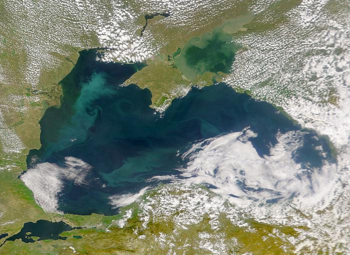 Чёрного моря карта координаты фото