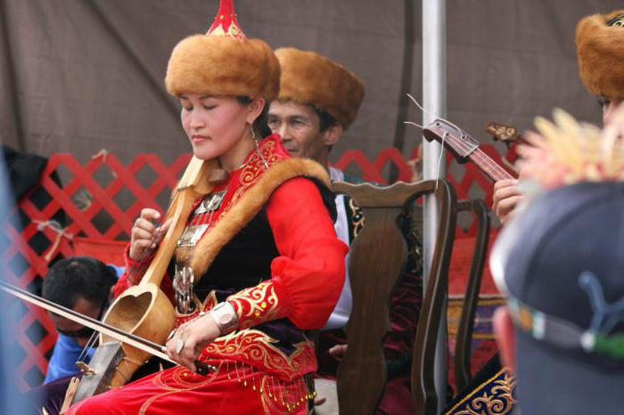 казахский национальный костюм фото