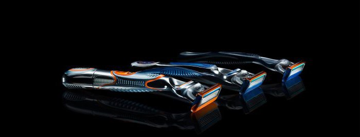 станок gillette fusion