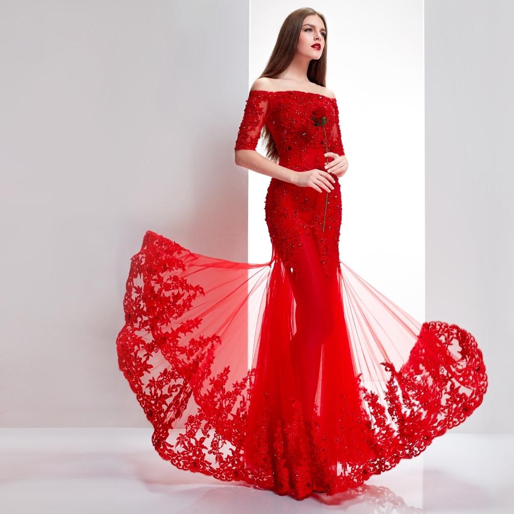 Сонник красное свадебное платье