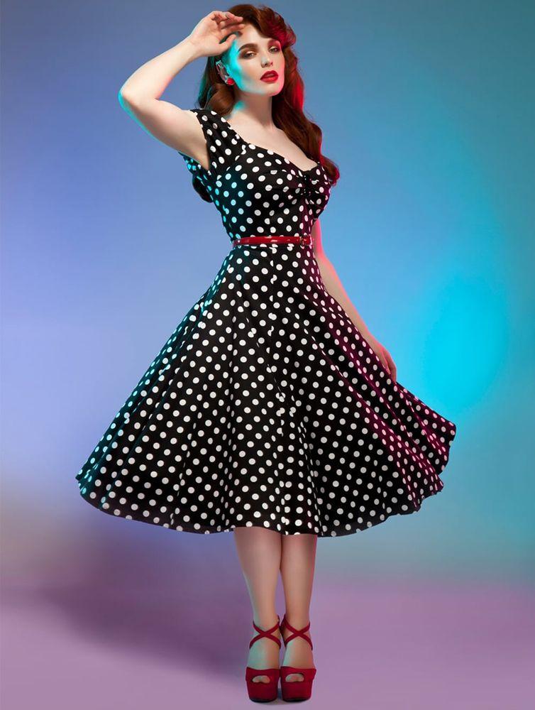 Сшить платье в стили стиляги 155