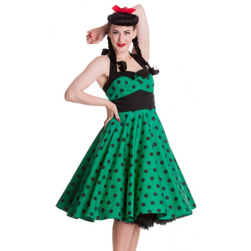 платье-полька