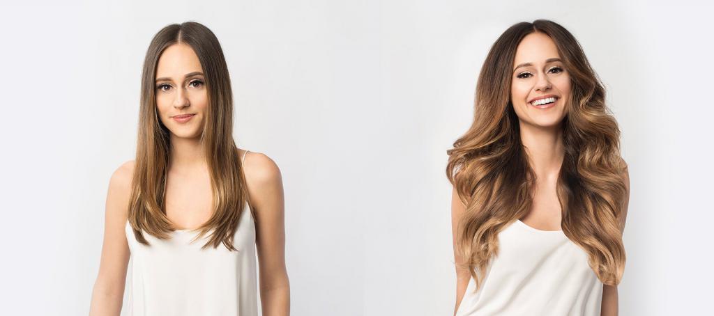 Как сделать объемную прическу на волосы