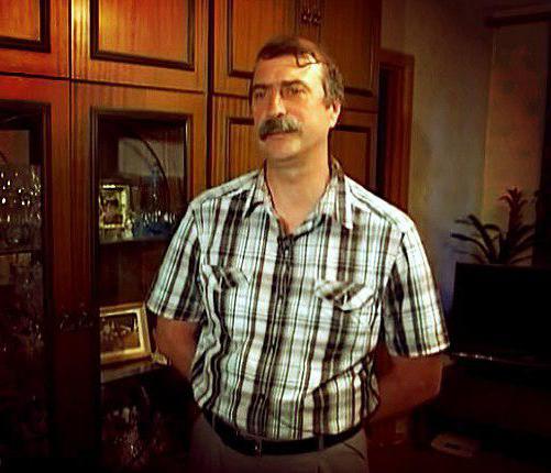 Сергей Соседов семья