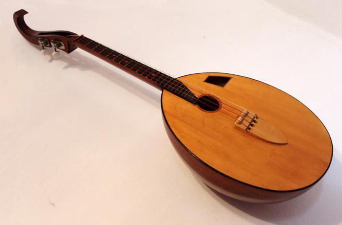 лютня струнный щипковый музыкальный инструмент