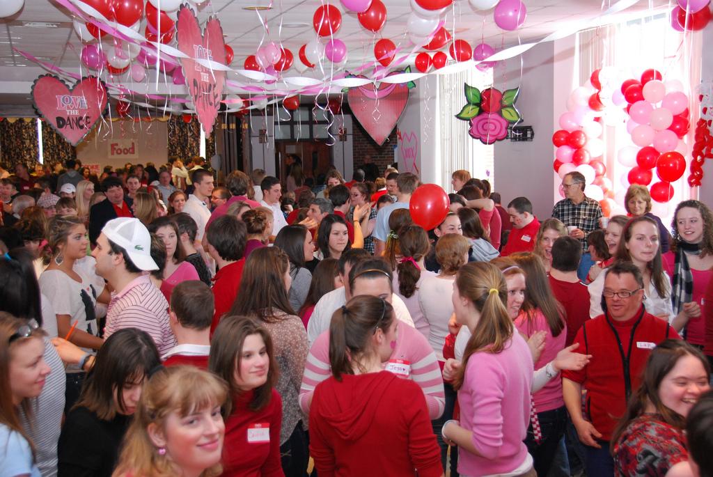 День святого валентина конкурсы для детей