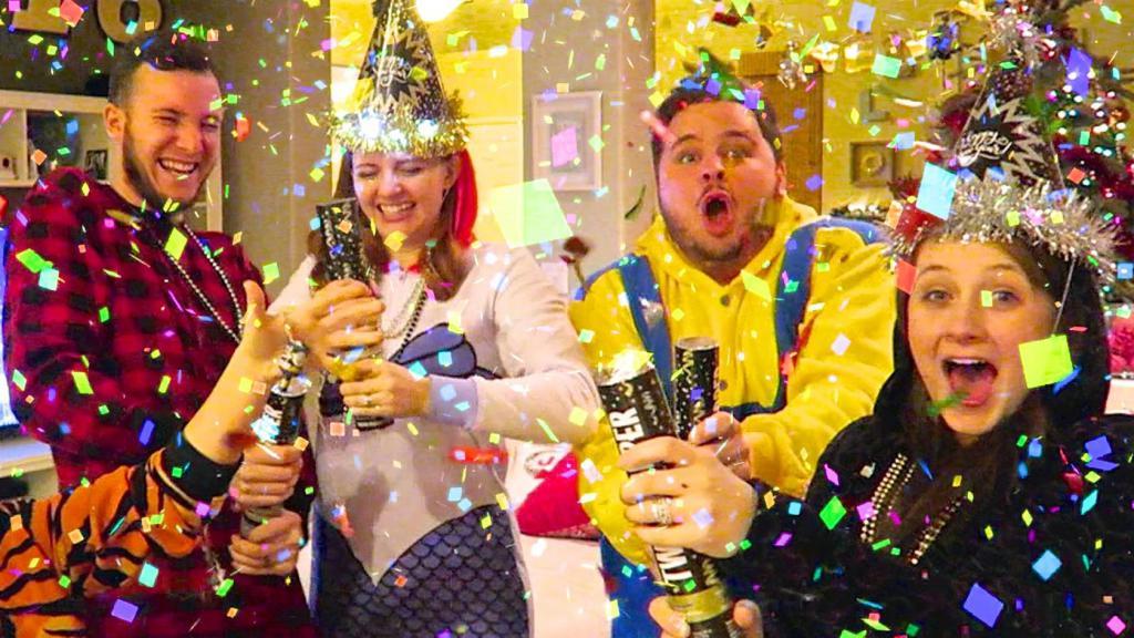 конкурсы для детей 5-6 лет на новый год