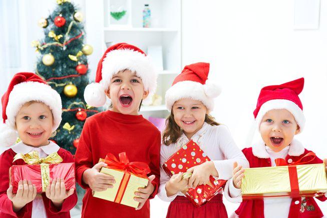 Где детям встретить Новый год 2018 - Лучшие новогодние идеи